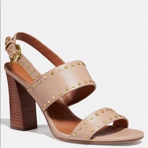 Coach Rylie Sandal Size 8